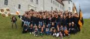 Kolpingsfamilie Höchstädt beim 150-jährigen Jubiläum 2017